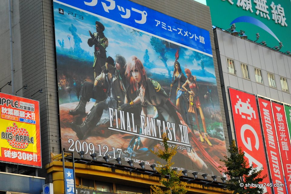 Final Fantasy XIII due out on Dec. 17, 2009