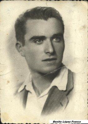 """Benito López Franco """"El soldado de los milagros"""""""