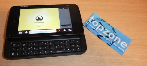 Nokia N900 + Grooveshark = Muzikos revoliucija ir ne tik?