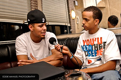 The Come Up Show Interviews