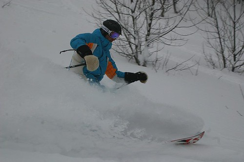 Crystal Mountain - December 2009