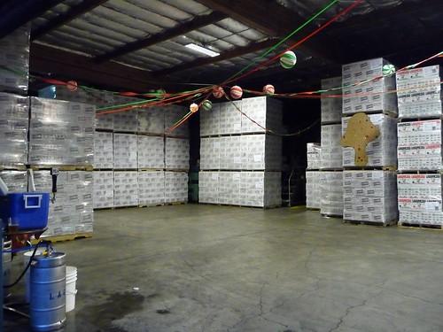 Lagunitas Storage