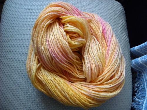 Hand-dyed Yarn 1