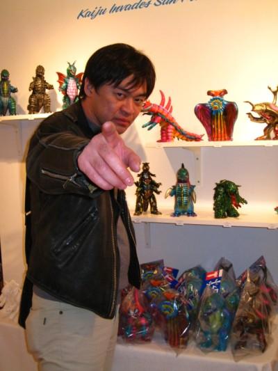 Junichi Yajima of Dream Rockets