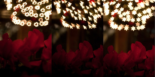 Bokeh Masters Kit Test: Results with different discs #2