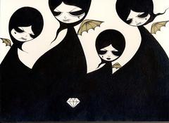 Black Mountain - 2009 (* PAN *) Tags: art brasil graffiti gothic diamond pan blackmountain pankill killopaulo