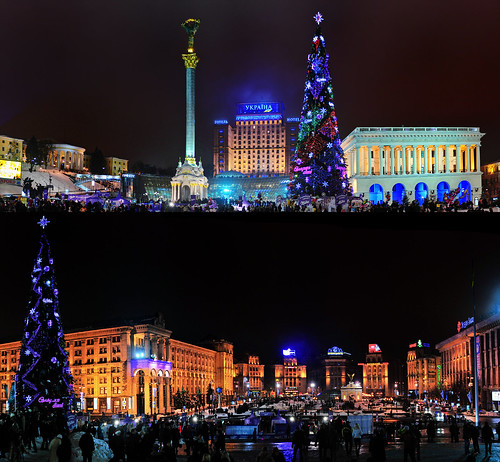 Merry Orthodox Christmas from Kiev
