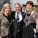 L`Oreal Fashion Program Launch _ IMG_0593 _ Laura Anderson(L), Robert Doyle (M) and Karen Webster(R)