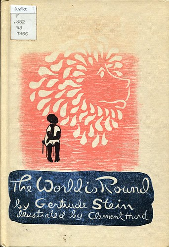 Stein - The World Is Round (Young Scott 1966) - 001 / Ariel S. Winter