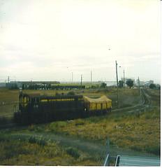 Geelong Super Phosphate Sidings 5 c 1978 (MurrayJoe) Tags: triangle geelong superphosphate c1978 y130