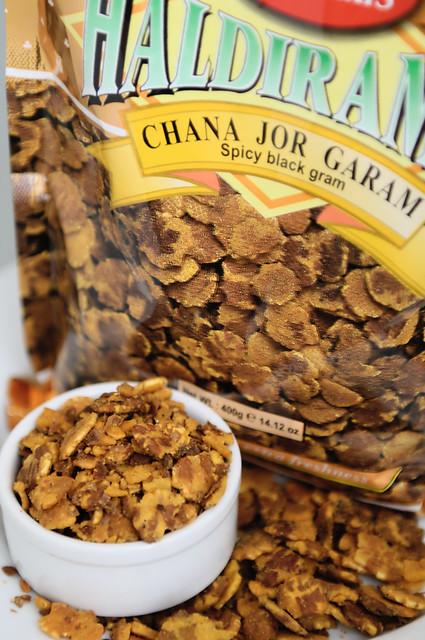Dry Chana Jor Garam