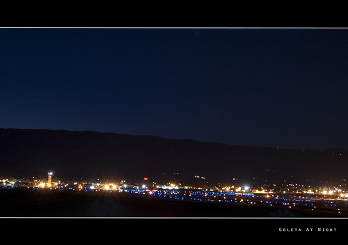 Day 153/365: Goleta at Night
