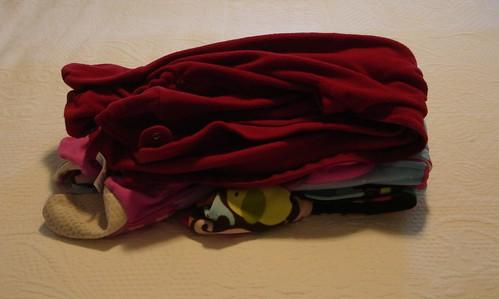 Messy Pajamas