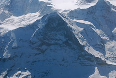 Eiger North Face (Xevi V) Tags: mountains alps switzerland eiger berneroberland eigerwand bernesealps berneseoberlandalps