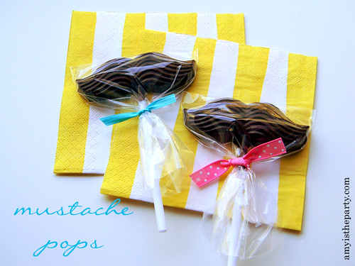 Summer Blog Party: DIY Favors