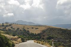 East Crete / Istočna Kreta (Vjekoslav1) Tags: crete island kreta otok grčka greece mediteranian sea sredozemlje europe europa sheep landscape krajobraz road cesta put path