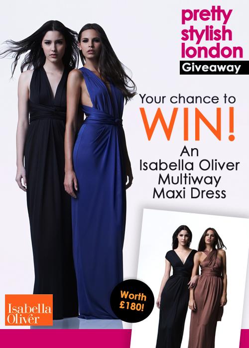 Isabella Oliver 365 Giveaway