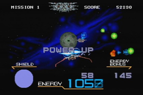 Galaxy Force II - Virtual Console