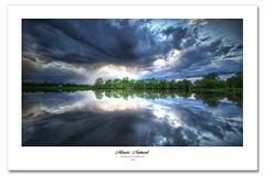 Miroir Naturel (Imapix) Tags: canada reflection art nature water beauty clouds canon photography mirror photo foto photographie natural image quebec qubec nuages imapix imagerie gaetanbourque imapixphotography gatanbourquephotography