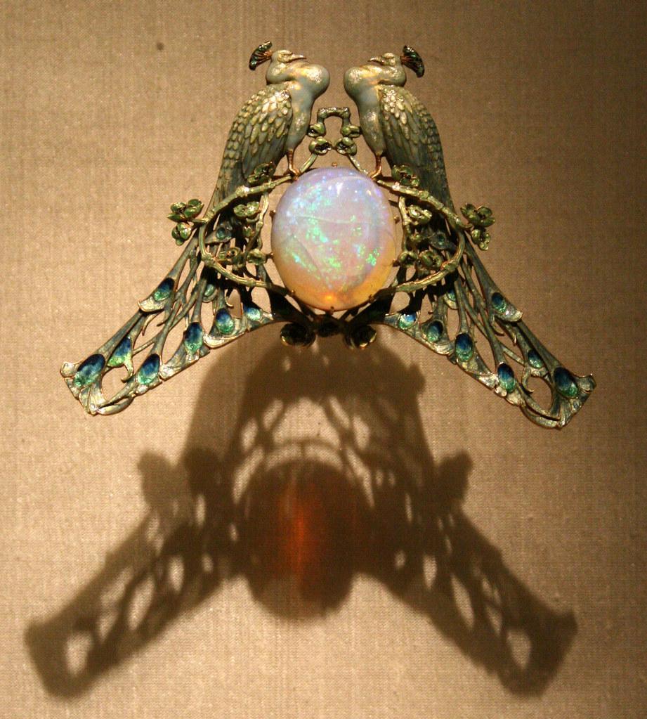 Rene Jules Lalique (1860-1945) Украшения. 40345