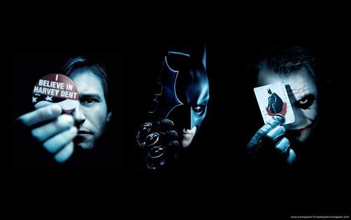 batman dark knight wallpaper. Batman Begins and The Dark