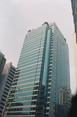 CITI Tower, Valero St, Makati City (mjlsha) Tags: film olympus scannedfilm scannednegatives olympusis3000 cititower olympusl3