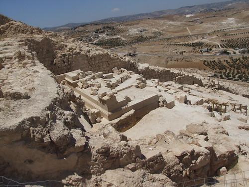 Herod's Tomb?