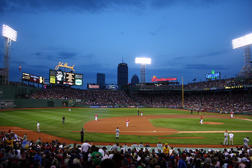 Fenway, July Twilight by you.