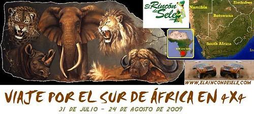 Banner Sur de Africa por ti.