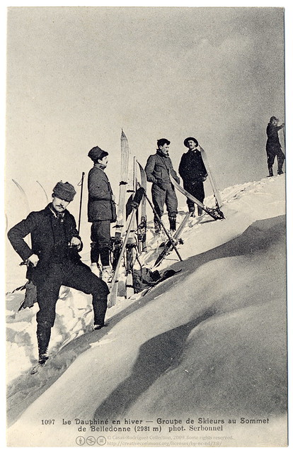 The Skiers (c.1907)
