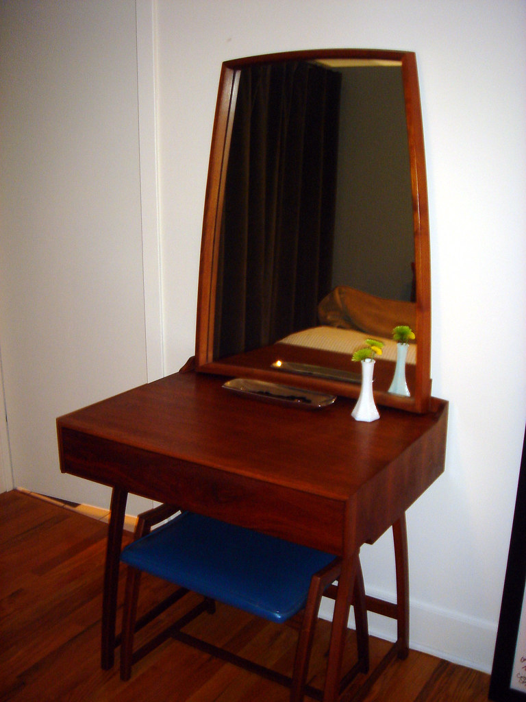 1950's Dressing Table by Brown Saltman