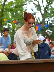 Saturday, July 18, 2009 03:10:04 PM (Catgunner) Tags: costumes redhead bellydance renfaire bristolrenaissancefaire cutegirl madisonwisconsin garb saideh