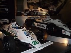 Early Williams cars