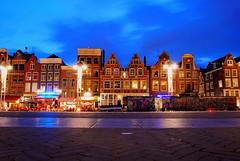 Nederlands, Amsterdam by night ( Eduard Wichner) Tags: nederlands amsterdambynight