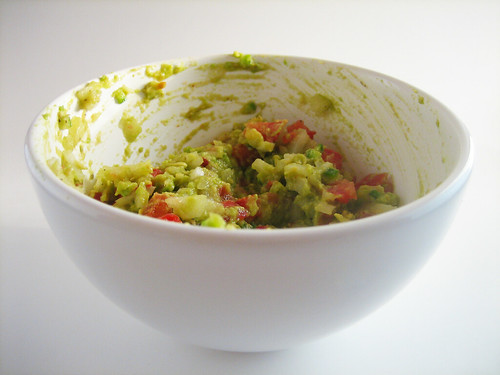 Authentic Guacamole