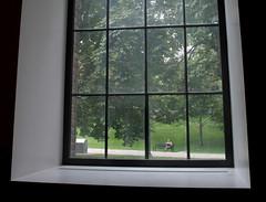 man outside window (Mr.  Mark) Tags: park deleteme5 trees deleteme8 man deleteme deleteme2 deleteme3 deleteme4 deleteme6 deleteme9 deleteme7 window outside photo deleteme10 inside pane markboucher