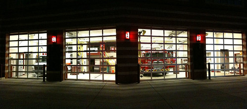 Firehouse #1 - Taken With An iPhone