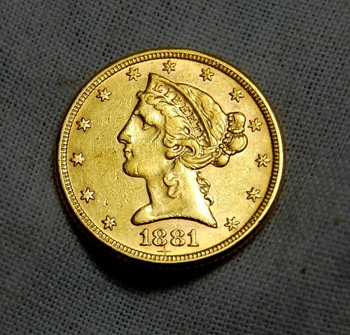Gold Coin Found by glenn722