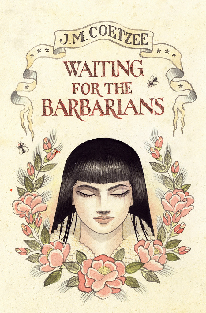 waiting for the barbarians front