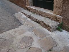 Arpino: Roman decumanus (diffendale) Tags: road street italy stone ancient strada italia roman via paving paver paved arpinum decumano arpino decumanus 1stcbce pleiades:place=432700 pleiades:depicts=432700
