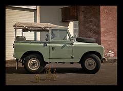 "1965 Land Rover IIa 88"" (BHCMBailey) Tags: rover land 88 landroverseriesii iia serieslandrover4x4offroadbritish"