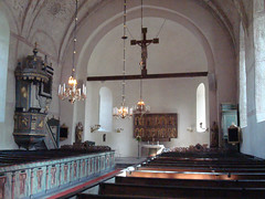 Medieval church in Gamla Uppsala (radiowood) Tags: sweden gamlauppsala medievalchurch olduppsala