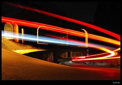 Race - Long exposure (Giovanni Gori) Tags: auto road longexposure italy cars lines car night race geotagged lights nikon strada nightshot corse s beam explore porsche bologna curve streaks 1001nights portici trials notte taillights racingcar corsa streetrace streetracing sanluca d90 scie luminose explored nikkor18200mmf3556gvr traffictrials anawesomeshot colorphotoaward giovannigori