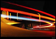 Race - Long exposure (Giovanni Gori) Tags: auto road longexposure italy cars lines car night race geotagged lights nikon strada nightshot corse s beam explore porsche bologna curve streaks 1001nights portici trials notte taillights racingcar corsa streetrace streetracing sanluca d90 scie luminose explored nikkor18200mmf3556gvr traffictrials anawesomeshot colorphotoaward giovannigori