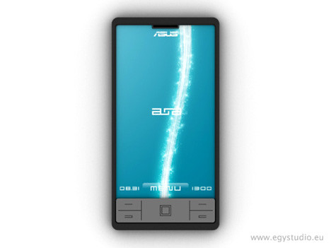 Technology: Asus Aura new eye catching mobile phone