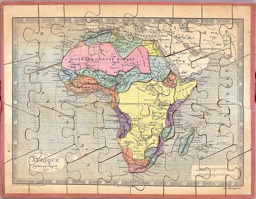 Afrique (pub. by Logerot)