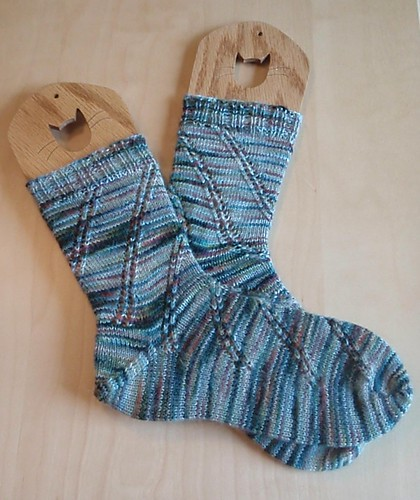 Anastasia Socks finished