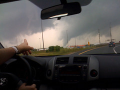 Tornado (Zebriana) Tags: toronto ontario tornado vaughan homersiliad august202009