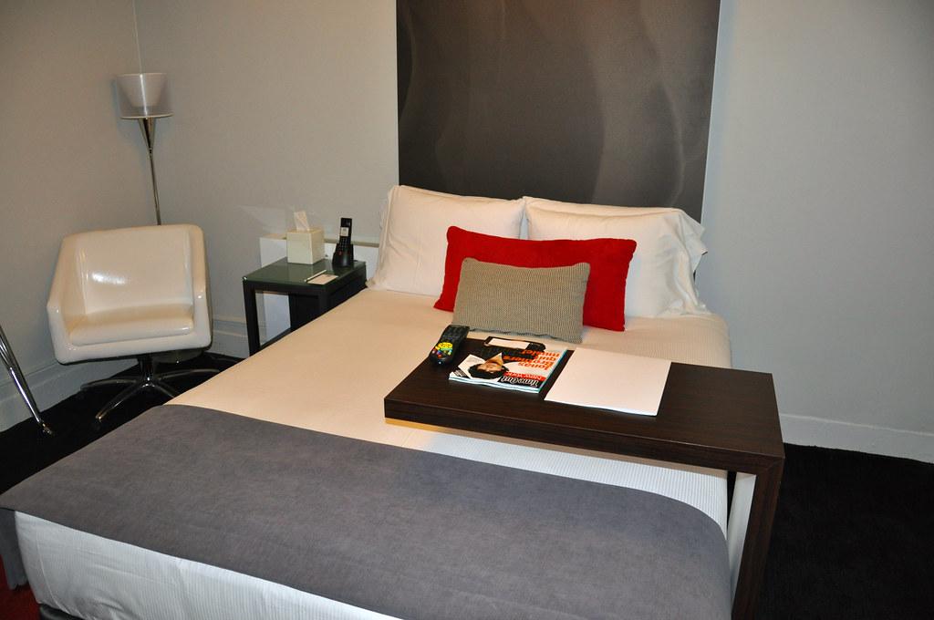 Paramount Hotel Room