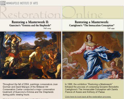 Restoration online